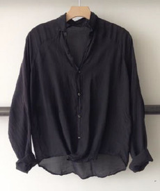 RAGLAN SILK BOY SHIRT