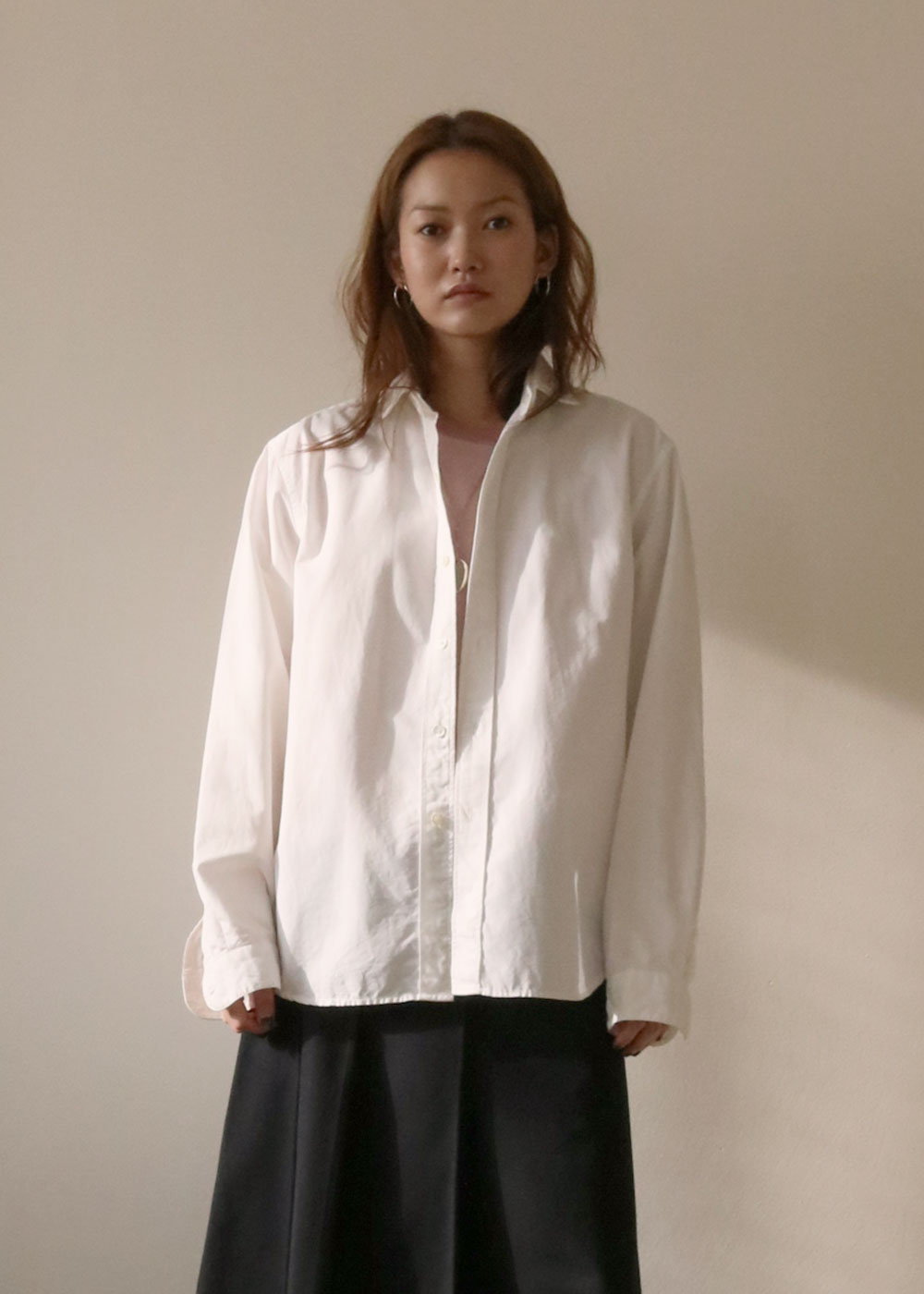 REMOVABLE COLLAR SHIRT
