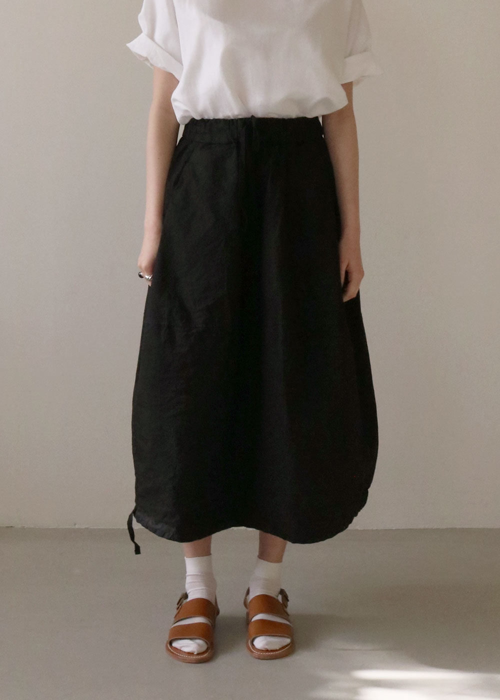 BALLOON SKIRT CC