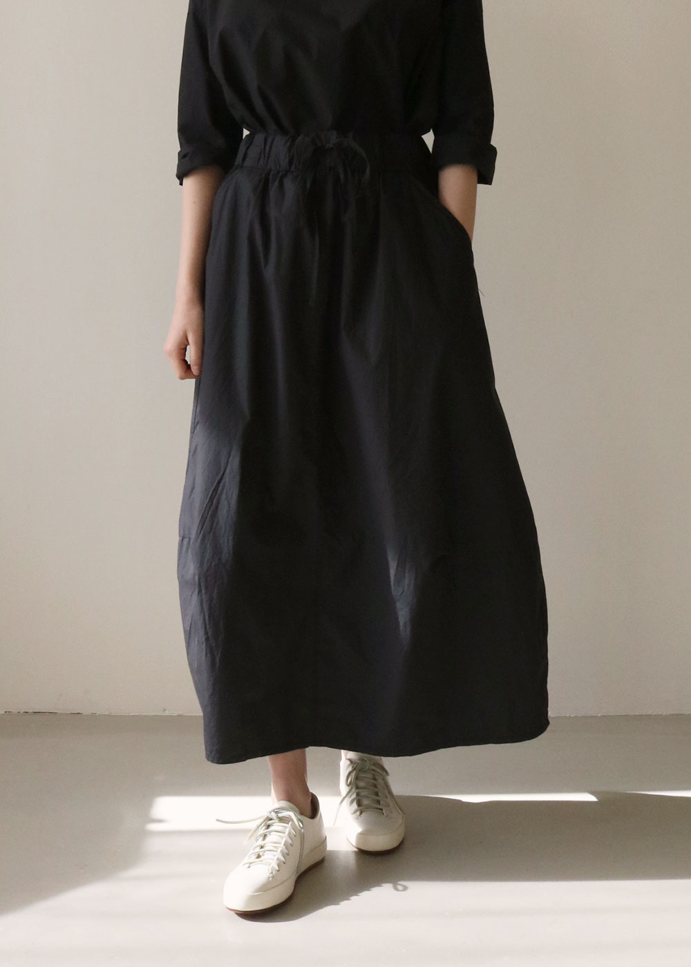 SKIRT TC - black