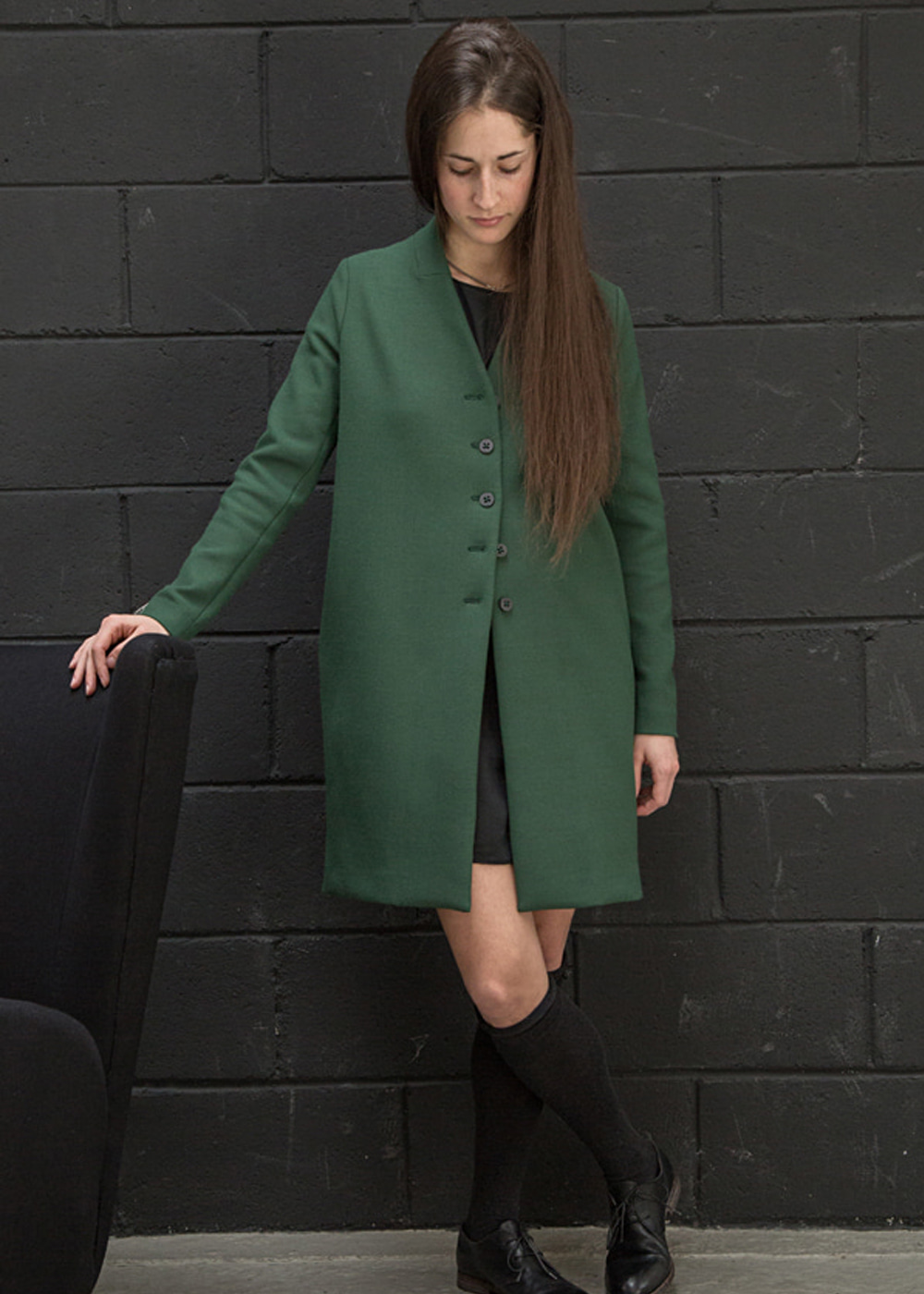 SHORT & SLIM COAT