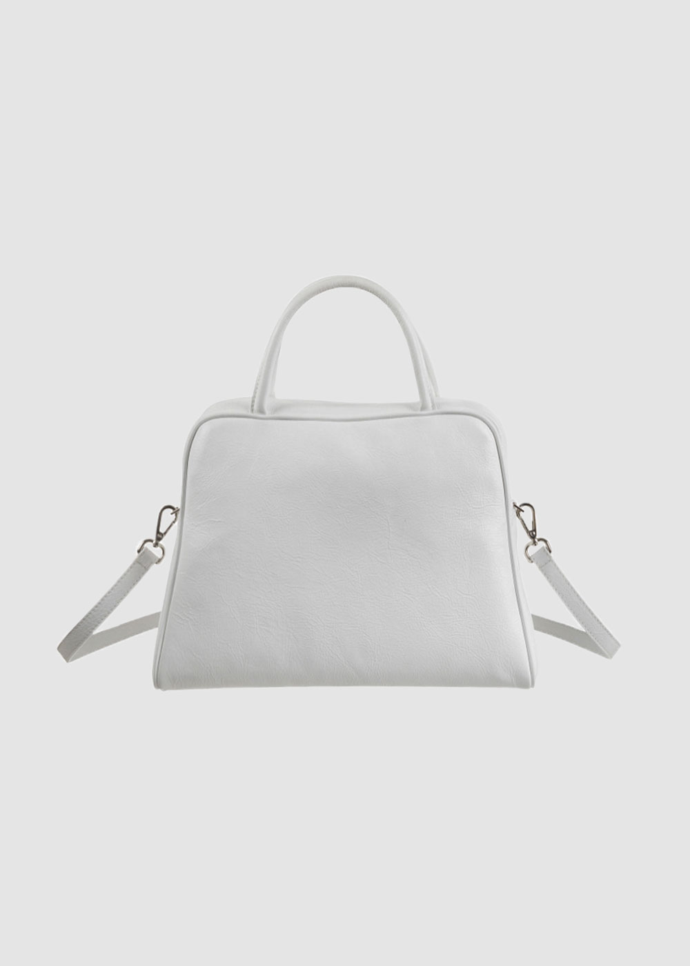 LAQUE CALF LEATHER SMALL DAILY BAG